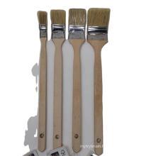 Hot Online Sale High-quality Long Wooden Handle Paint Brush Radiator Brush