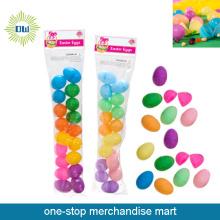 Dollar Items of Plastic Easter Eggs