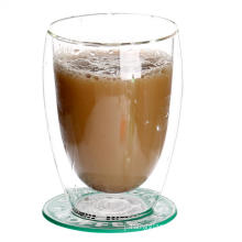 Borosilicate Glass Coffee Cup