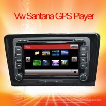 Auto DVD Spieler für VW Santana GPS Navigation mit USB / iPod