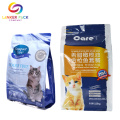 BRC Standar Zipper Quad Seal Pet Plastic Bag