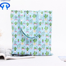 Borsa shopping Tote Bag Stampa Cactus