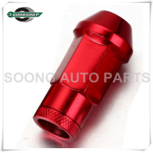 Colored Aluminum Wheel Lug Nuts racing Aluminum Lug Nuts