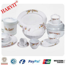 FDA 28pcs Opal Ware Cena Set