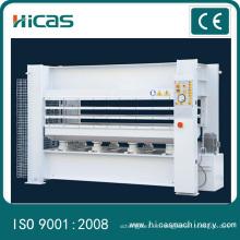 Máquina de Madera Presión de Membrana de Vacío de PVC