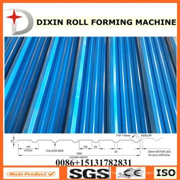 Dixin 1000-19 Wandformmaschine