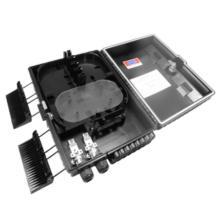 16 оптического волокна сердечника Distribuition ЦТО Коробка