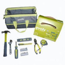 Hand Tools, Includes Fiber Cutter, Level Meter and Loose Wrench