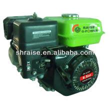 4-тактный бензиновый двигатель мощностью 163 куб. См