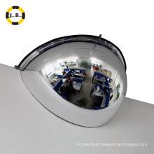 meia cúpula espelho de 180 graus de alta qualidade preço barato armazém de vigilância do escritório