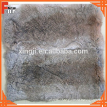 Fur Cushion / Rabbit Fur / For Sofa