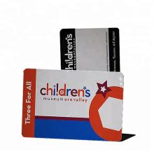 Modern design custom printing plastic business card