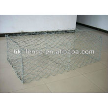 1 caixa de gabião para a retenção de parede gabião colchão de pedra gaiolas saco agbion