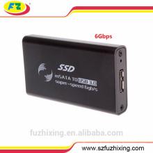 2.5 pulgadas SATA HDD Caja USB HDD caso