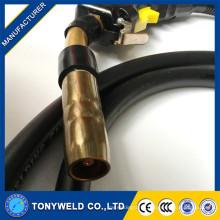 euro adaptor welding torch bernard 500a mig/mag welding guns