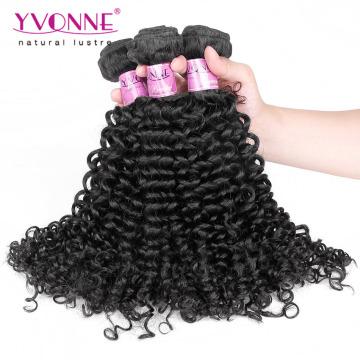 Cheveux brésiliens de Vierge d'extension de cheveux de la catégorie 7A de qualité supérieure