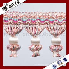 beautiful delicate tassel Fringe for Curtain decoration and lamp decoration