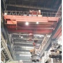 Grue de coulée métallurgique industrielle pour la ferraille