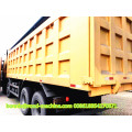 8X4 شاحنة قلابة SINOTRUCK HOWO FOR SALE