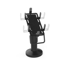 Pos bracket payment terminal holder metal credit card holder swivel stand for pos