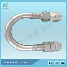 OEM for Connecting Fitting Link Fitting Connectors U Bolt With Nuts&Washer supply to Singapore Wholesale