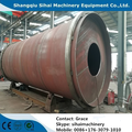 Waste Car Tire Recycling to Base Oil Plant