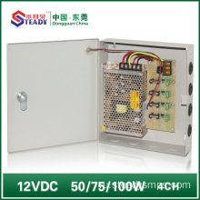 4+Channel+DC+Power+Supply+Box+12V5A