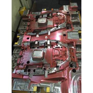 Car Seat Mould Manufacturing