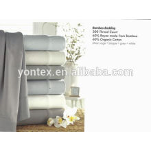 Eco-friendly 100% bamboo fabric for beddings