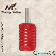 N301004-30mm Aluminium Griff Griff rot
