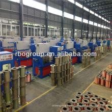 24DT (0.08-0.25) equipamento de fabricação de cabo Máquina de desenho de fio fino de cobre com ennealing