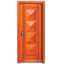 Porta de madeira maciça (HDA006)