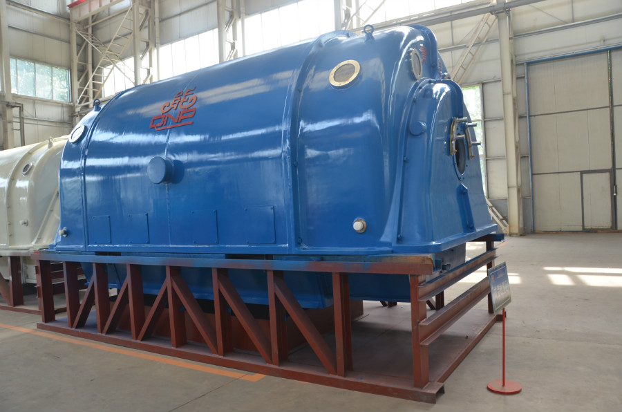 Steam Turbine Generator (41)