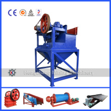 placer  mining jig concentrator
