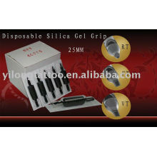 Wholesale Tattoo Disposable Rubber Sillica Grip Supply