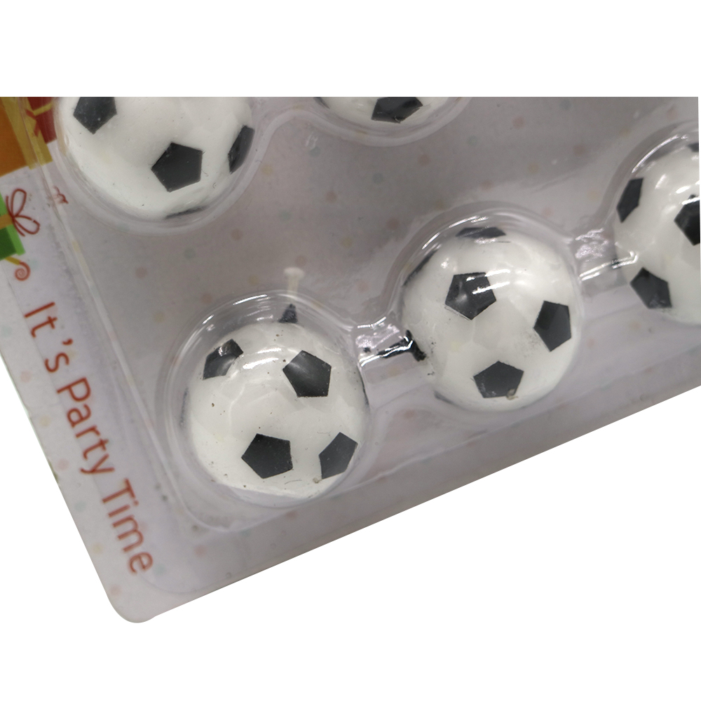 Football Party Candle