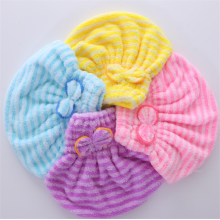 Factory Direct Supply Microfiber Magic Towel Cap