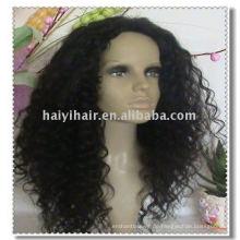 Schöne Curly Lace Front Perücken