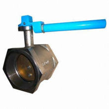 Thread End Hale Butterfly Valve