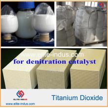 Pour Denitration Catalyst White Pigment TiO2 (ELT-C)