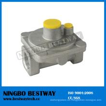 Regulador de presión de gas de puerto de 1/2 pulgada