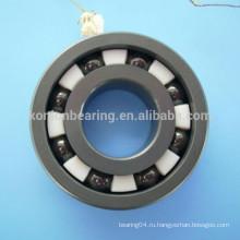 Материал Si3N4 6204 6205 6304 Полный керамический радиальный шарикоподшипник