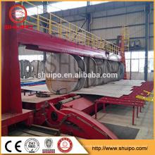steel plate roll bending machine