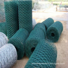 Vinyle Coated Chicken Wire Mesh Netting (LY -63)