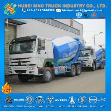 9cbm Concrete Mixer Truck Howo 336HP