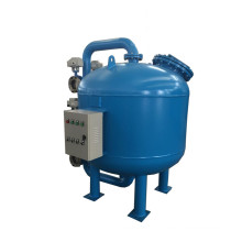 Multimedia Quartz Sand Filter Sand Media Pressure Filter