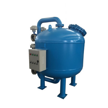 Chilled Water Treatment Rapid Quartz Sand Filter