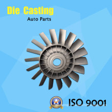 Quality Assured Aluminum Alloy Die Casting for Turbine Blade