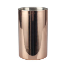 Copper Stainless Steel Ice Bucket for Bar Use
