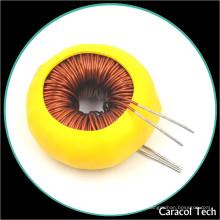 Inductor vertical de la inductancia del modo común de 10 henrios para el tablero de PCB